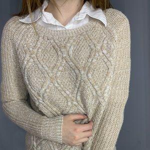 Faded Glory Sweaters - Tan sweater